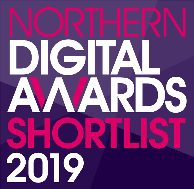 NDA 2019 - Shortlist Badge